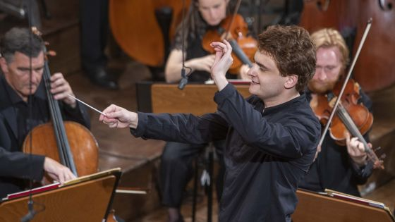 YCA Award Concert Weekend 3 2021: Joel Sandelson (Dirigent), Ikumi Nakagawa (Sopran), Camerata Salzburg