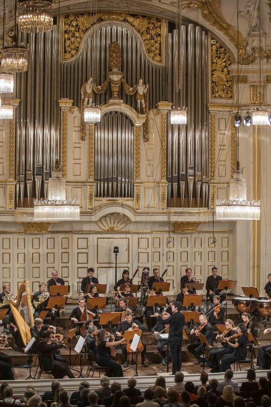 YCA Award Concert Weekend 1 2021: Camerata Salzburg, Jonas Ehrler (Conductor)