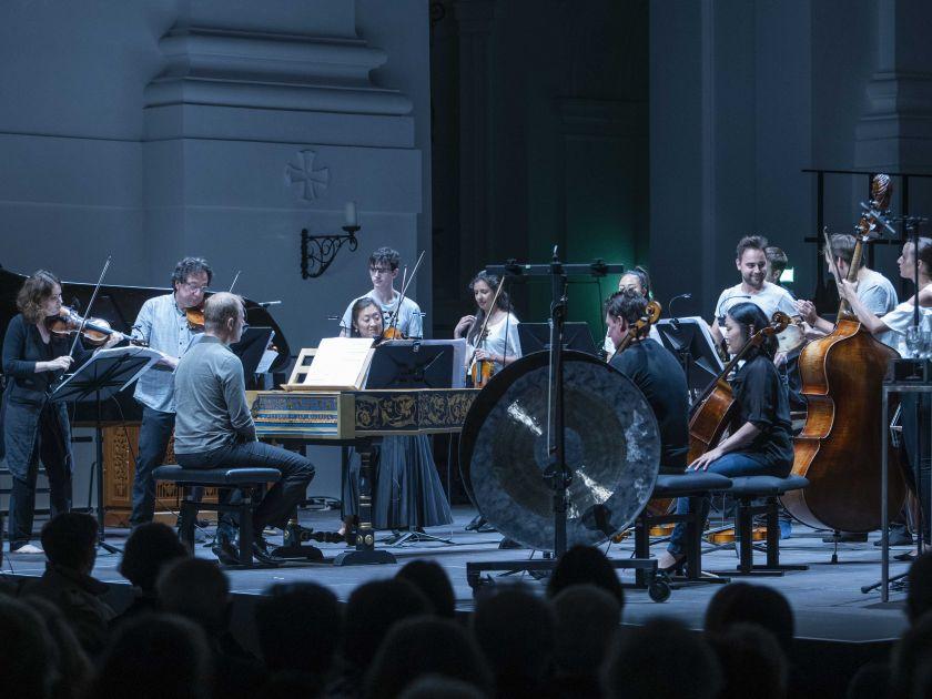 Dies irae · Kopatchinskaja 2021: Patricia Kopatchinskaja (Violine, Idee und Künstlerische Leitung), Ensemble