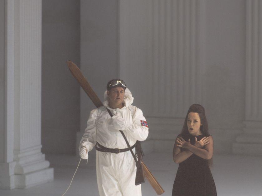Don Giovanni 2021: Michael Spyres (Don Ottavio), Nadezhda Pavlova (Donna Anna)