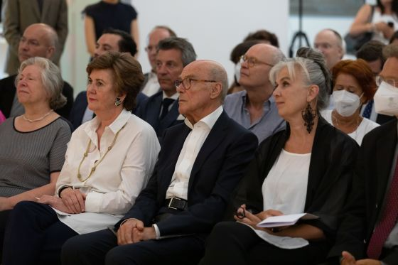 Eröffnung Jedermanns Juden (Jüdisches Museum Wien)