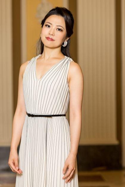 Ikumi Nakagawa Teilnehmer des Young Singers Project