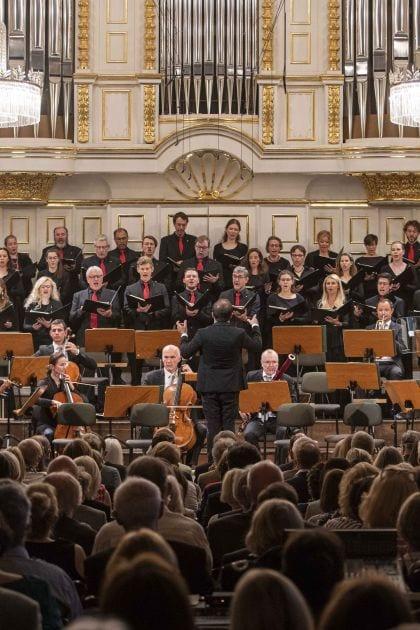Missa in tempore belli – Mozart-Matinee Minasi 2021: Riccardo Minasi (Dirigent), Mozarteumorchester Salzburg