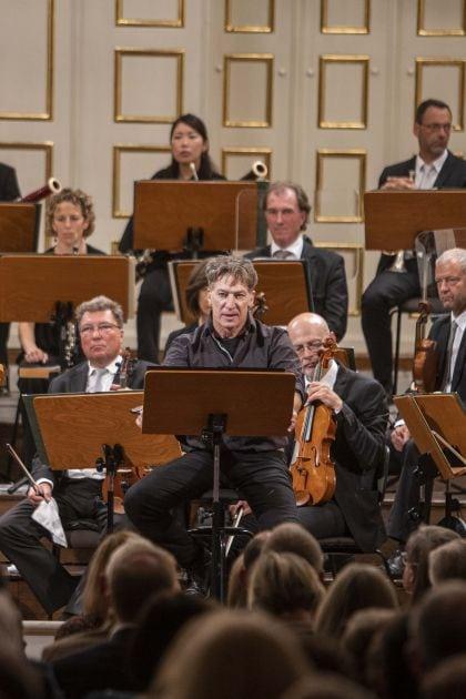 Missa in tempore belli – Mozart-Matinee Minasi 2021: Tobias Moretti (Sprecher), Mozarteumorchester Salzburg