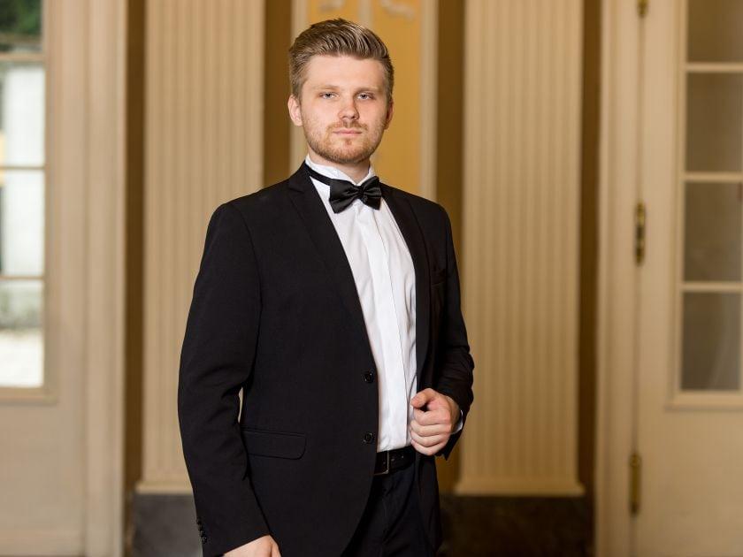Nikolai Zemlyanskikh Teilnehmer des Young Singers Project