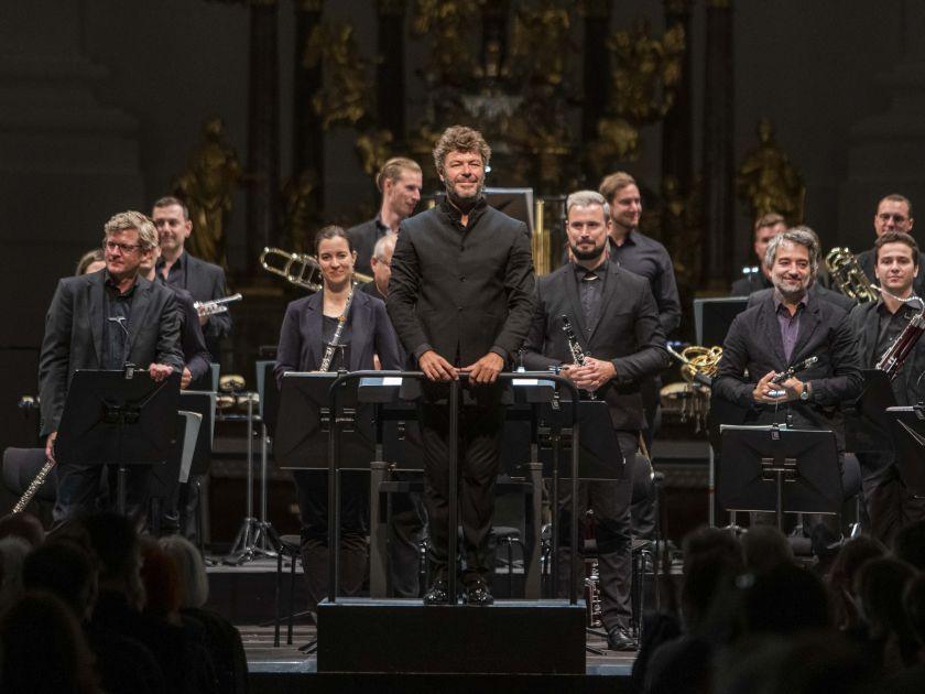 Officium defunctorum — Capella Reial · Hespèrion XXI · Savall · Klangforum Wien · Heras-Casado 2021: Pablo Heras-Casado (Conductor (Messiaen)), Klangforum Wien
