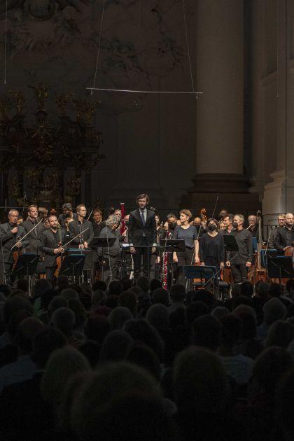 Quod est pax? — Neue Vocalsolisten · Bachchor Salzburg · SWR Symphonieorchester · Pascal 2021: Maxime Pascal (Conductor), Neue Vocalsolisten, SWR Symphonieorchester