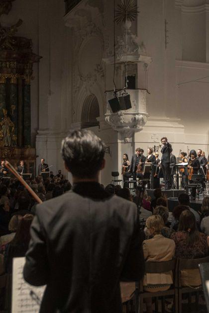 Quod est pax? — Neue Vocalsolisten · Bachchor Salzburg · SWR Symphonieorchester · Pascal 2021: Maxime Pascal (Conductor), SWR Symphonieorchester