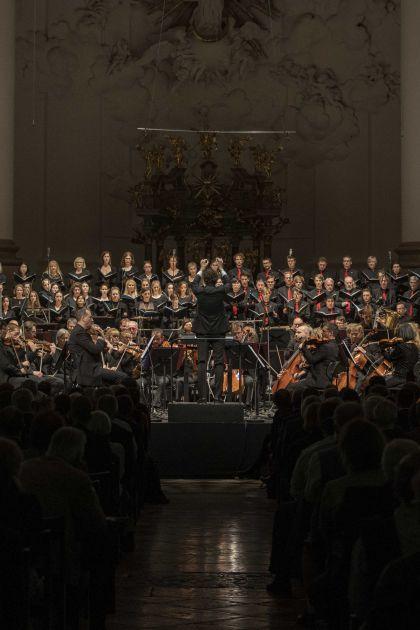 Quod est pax? — Neue Vocalsolisten · Bachchor Salzburg · SWR Symphonieorchester · Pascal 2021: Maxime Pascal (Conductor), Bachchor Salzburg, SWR Symphonieorchester