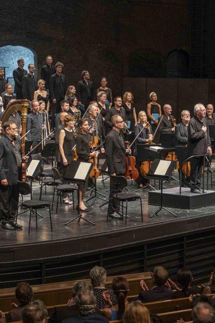 Symphonie de Psaumes · Collegium Vocale Gent · Orchestre des Champs-Élysées · Herreweghe 2021: Philippe Herreweghe (Dirigent), Collegium Vocale Gent, Orchestre des Champs-Élysées