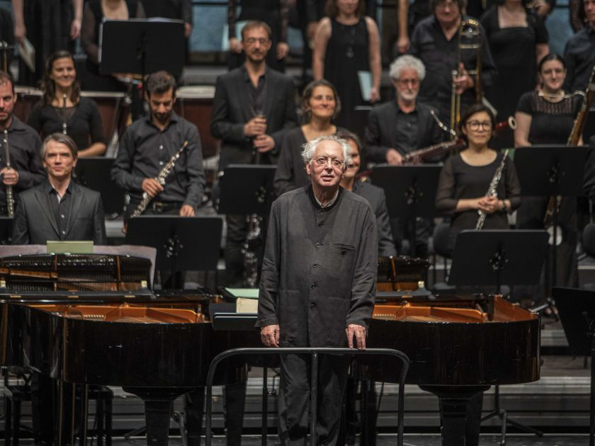 Symphonie de Psaumes · Collegium Vocale Gent · Orchestre des Champs-Élysées · Herreweghe 2021: Philippe Herreweghe (Dirigent), Orchestre des Champs-Élysées