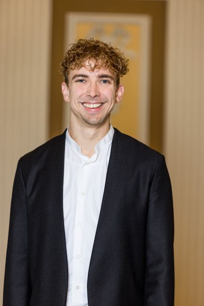 Tobias Hechler Teilnehmer des Young Singers Project