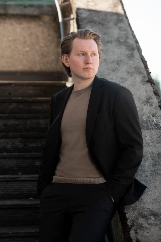 Bogdan Volkov opera singer