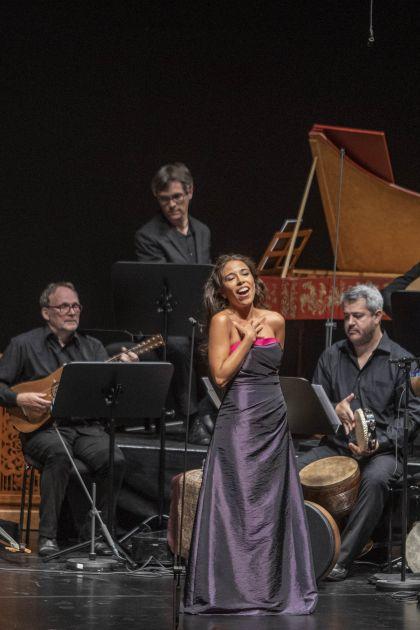 Alla Napoletana — Christina Pluhar · L'Arpeggiata 2021: Luciana Mancini (Mezzosopran), L'Arpeggiata