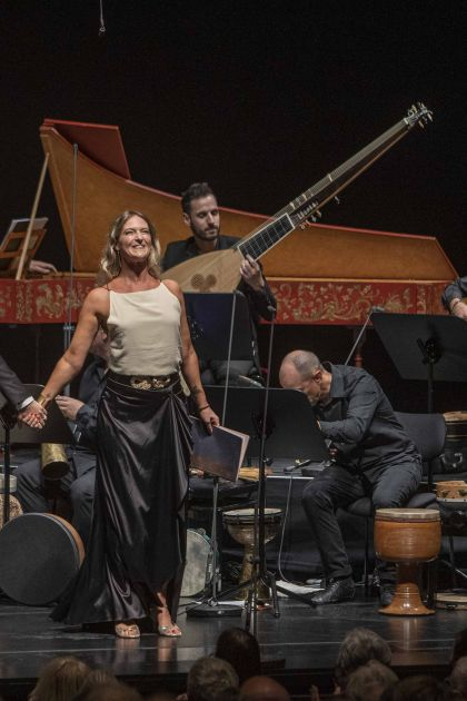 Alla Napoletana — Christina Pluhar · L'Arpeggiata 2021: Valer Sabadus (Countertenor), Céline Scheen (Sopran), L'Arpeggiata