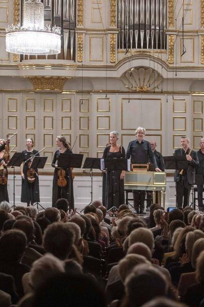Brandenburgische Konzerte – Freiburger Barockorchester · von der Goltz · Bezuidenhout 2021: Gottfried von der Goltz (Violin and Conductor), Freiburger Barockorchester