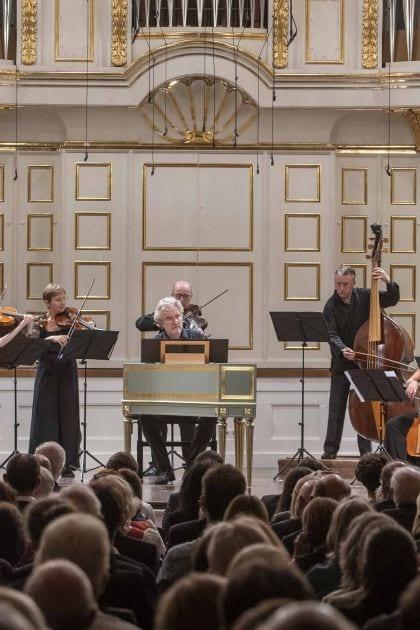 Brandenburgische Konzerte – Freiburger Barockorchester · von der Goltz · Bezuidenhout 2021: Freiburger Barockorchester