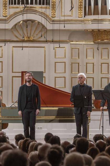 Brandenburgische Konzerte – Freiburger Barockorchester · von der Goltz · Bezuidenhout 2021: Kristian Bezuidenhout (Cembalo), Freiburger Barockorchester