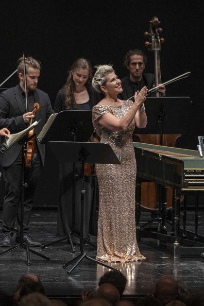 Joyce DiDonato · il pomo d'oro 2021: Joyce DiDonato (Mezzo-soprano), Maxim Emelyanychev (Conductor), il pomo d'oro