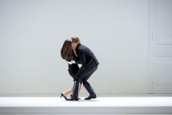 Così fan tutte 2021: Marianne Crebassa (Dorabella), Bogdan Volkov (Ferrando)