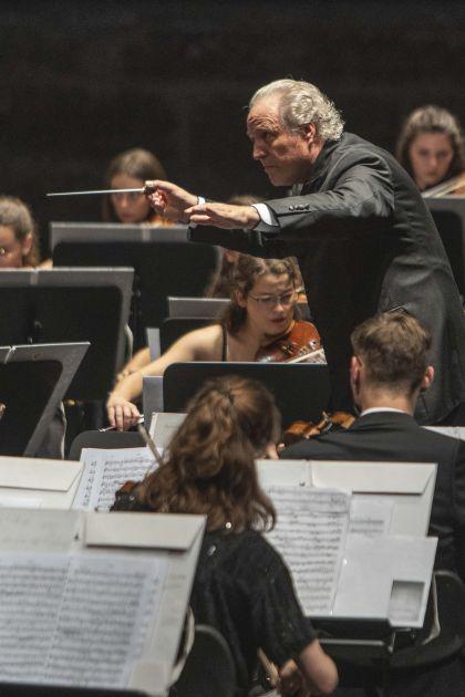 Gustav Mahler Jugendorchester · Honeck 2021: Manfred Honeck (Dirigent), Gustav Mahler Jugendorchester