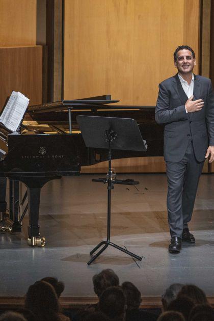Juan Diego Flórez · Vincenzo Scalera 2021: Vincenzo Scalera (Klavier), Juan Diego Flórez (Tenor)