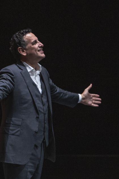 Juan Diego Flórez · Vincenzo Scalera 2021: Juan Diego Flórez (Tenor)