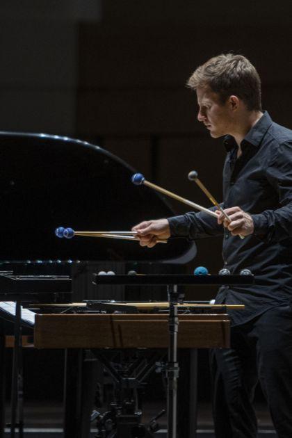 Chamber Concert · Sietzen · Hinterhäuser 2021: Christoph Sietzen (Vibraphone/Glockenspiel)