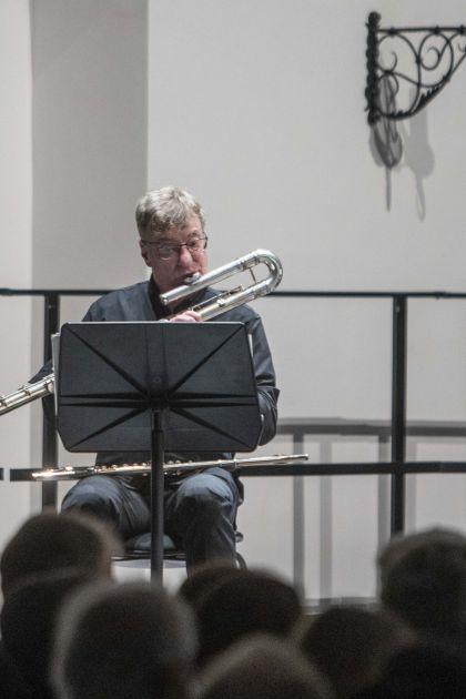 Chamber Concert · Sietzen · Hinterhäuser 2021: Dietmar Wiesner (Flute/Bass flute)