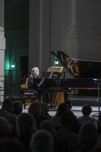 Chamber Concert · Sietzen · Hinterhäuser 2021: Dietmar Wiesner (Flute/Bass flute), Markus Hinterhäuser (Piano/Celesta), Christoph Sietzen (Vibraphone/Glockenspiel)