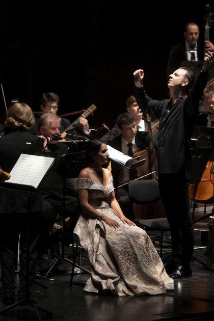 musicAeterna Orchestra & Choir 2 · Currentzis 2021: Sara Blanch (Soprano), Teodor Currentzis (Conductor), musicAeterna