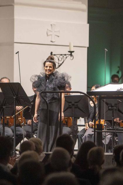 Neither 2021: Sarah Aristidou (Soprano), Roland Kluttig (Conductor), Minguet Quartett, ORF Radio-Symphonieorchester Wien