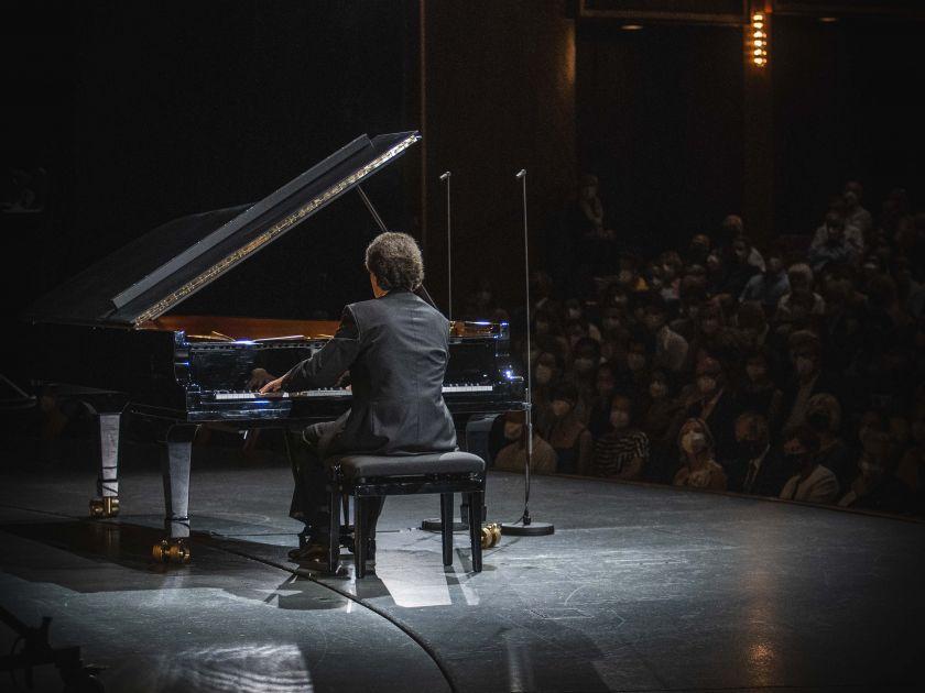 Recital Kissin 2021: Evgeny Kissin (Piano)