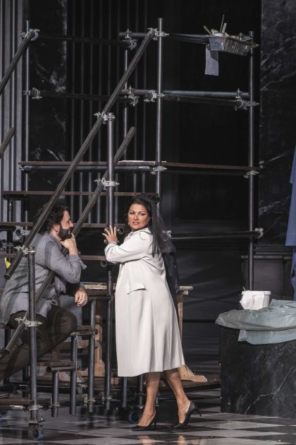 Tosca Salzburg Festival 2021