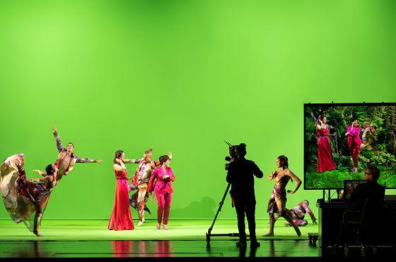 Il trionfo del Tempo e del Disinganno 2021: Regula Mühlemann (Bellezza), Cecilia Bartoli (Piacere), Lawrence Zazzo (Disinganno), Ensemble