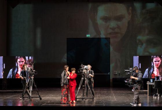 Il trionfo del Tempo e del Disinganno 2021: Regula Mühlemann (Bellezza), Cecilia Bartoli (Piacere), Ensemble