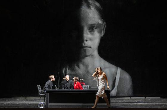 Il trionfo del Tempo e del Disinganno 2021: Lawrence Zazzo (Disinganno), Charles Workman (Tempo), Cecilia Bartoli (Piacere), Regula Mühlemann (Bellezza)