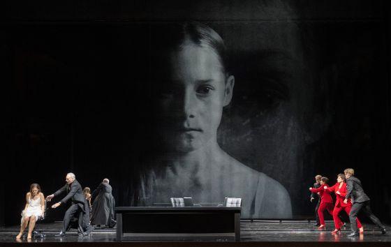 Il trionfo del Tempo e del Disinganno 2021: Regula Mühlemann (Bellezza), Charles Workman (Tempo), Cecilia Bartoli (Piacere), Lawrence Zazzo (Disinganno)
