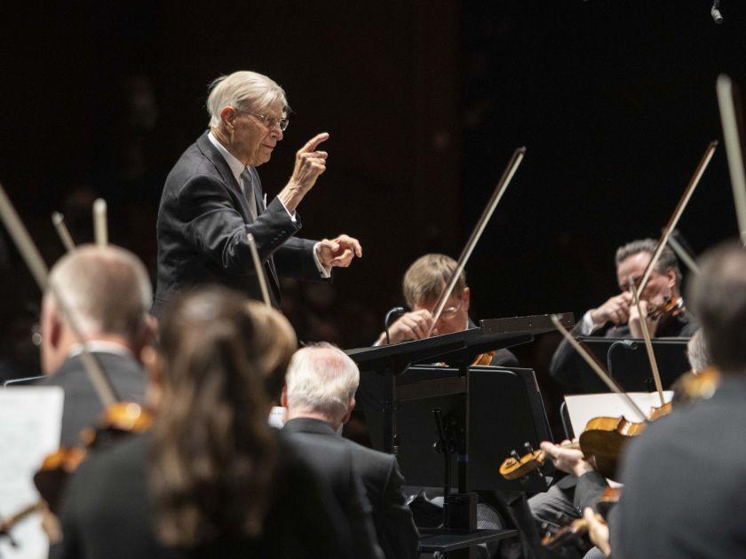 Vienna Philharmonic · Blomstedt 2021: Herbert Blomstedt (Conductor), Vienna Philharmonic