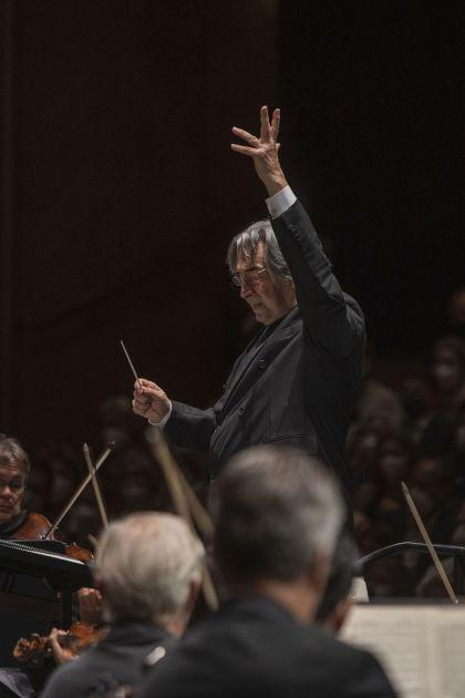Vienna Philharmonic · Muti 2021: Riccardo Muti (Conductor), Vienna Philharmonic