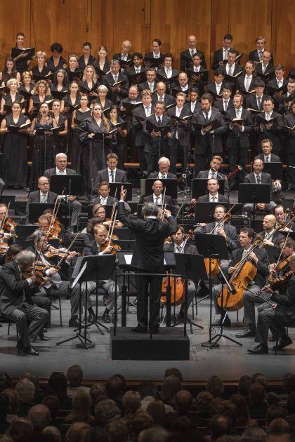 Vienna Philharmonic · Muti 2021: Rosa Feola (Soprano), Alisa Kolosova (Contralto), Dmitry Korchak (Tenor), Ildar Abdrazakov (Bass), Riccardo Muti (Conductor), Concert Association of the Vienna State Opera Chorus, Vienna Philharmonic
