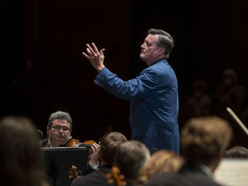 Wiener Philharmoniker · Thielemann 2021: Christian Thielemann (Dirigent), Wiener Philharmoniker