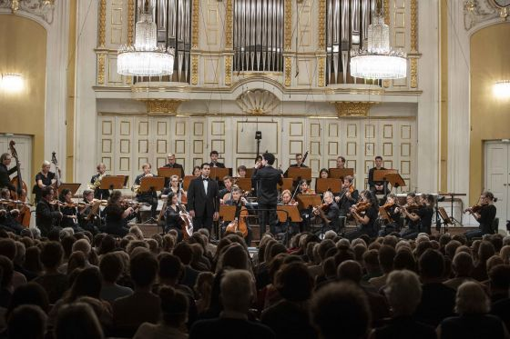 YCA Award Concert Weekend 2 2021: Ángel Macías (Tenor), Luis Toro Araya (Conductor), Camerata Salzburg