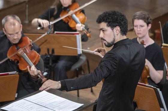 YCA Award Concert Weekend 2 2021: Luis Toro Araya (Conductor), Camerata Salzburg