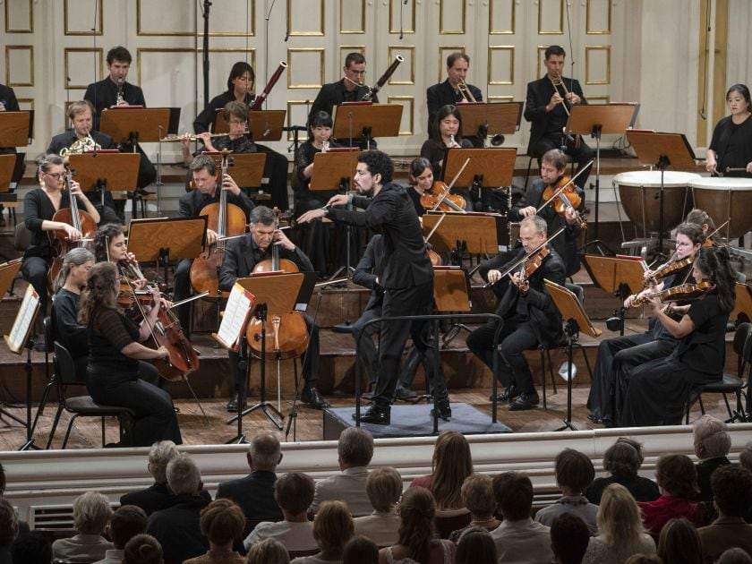 YCA Award Concert Weekend 2 2021: Luis Toro Araya (Dirigent), Camerata Salzburg