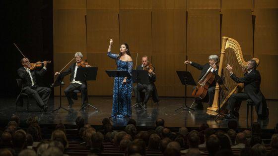 Yoncheva · Donizetti Opera Ensemble 2021: Massimo Spadano (Violin), Nicola Tassoni (Violin), Sonya Yoncheva (Soprano), Christian Serazzi (Viola), Massimo Repellini (Violoncello), Davide Burani (Harp)